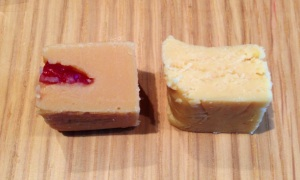 fudge comparison